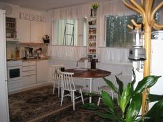 asunnon keittiö