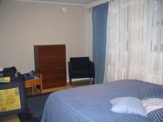 asunnon makuuhuone