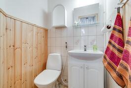 Erillinen wc,  Kiinteistönvälitys Aninkainen.fi, Turku, Eija Herttuainen LKV  050 3245 676