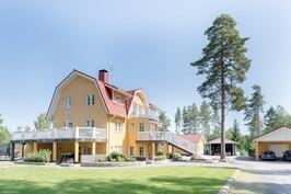 Tyyliä, tilaa ja luonnonrauhaa Sipoonrannan tuntumassa!