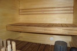 ja sauna.