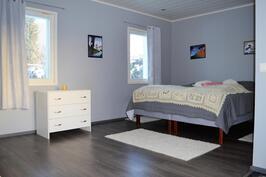 Siipirakennuksen makuuhuone