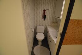 Kodinhoitotilan wc