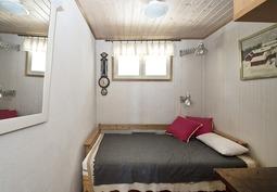 Saunana makuuhuone