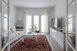 tv-huone / makuuhuone