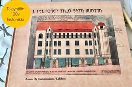 J.Peltosen talo sata vuotta -kirja