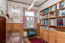 Alakerran pienin makuuhuone