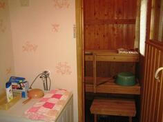 sauna ja pesuhuone