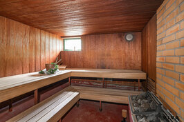 kellari, sauna