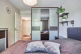 Makuuhuoneen kaapisto