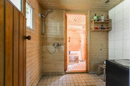 pesuhuone / tvättrum
