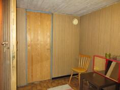 ...pukuhuone- sekä teknillistä tilaa että ...