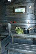 sauna talossa