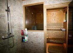 Kylpyhuone/sauna