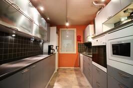 2007 remontoitu Parma-keittiö