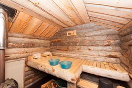 Tässä saunassa saat parhaimmat löylyt