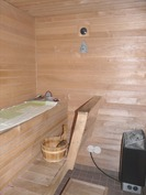 sauna remontoitu 2011