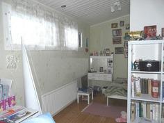 makuuhuone 4, yläkerta