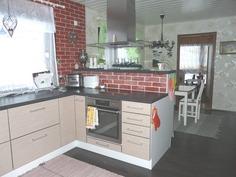 keittiö, uusittu 2016
