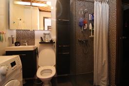 Laattapisteen toteuttama kylpyhuone