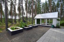 Kasvihuone, istutuslaatikot