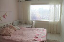 makuuhuone...