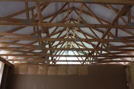 Ulkorakennuksen ristikot