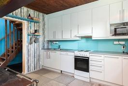 2017 uusittu keittiö