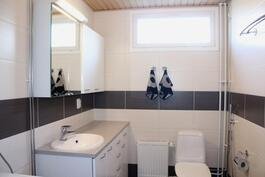 Ikkunallinen kylpyhuone kuin uusi