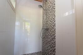 rantasaunan kylpyhuonetila