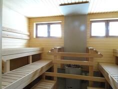 Allasosaston sauna