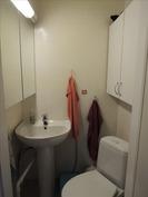 isomman asunnon wc