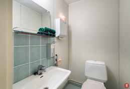 Siipiosan wc