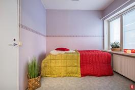Kaksion makuuhuone
