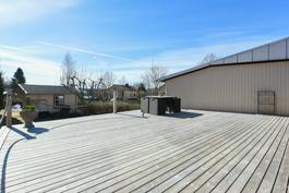 Näkymä terassilta / utsikt från terrassen