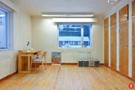 Entinen opettajien huone