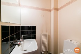 Alakerroksen wc
