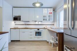 2016 uusittu keittiö