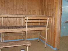 asuntojen yhteinen sauna