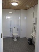 Yhteinen wc-tila, 6.krs.