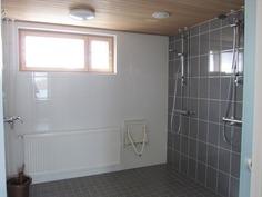 Yhteisten saunatilojen kylpyhuone, 6.krs.