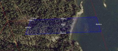 Ilmakuva määräalasta / Flygbild över det outbrutna området