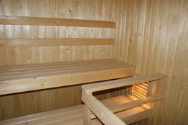 Sauna kunnostettu