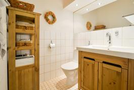 Erillinen wc - Separat wc