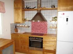 keittiön varustusta