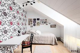 Makuuhuone 5 yläkerta