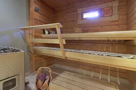 Talon sauna