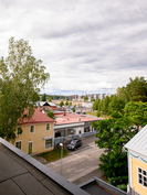 ...josta näkymä yli Järvenpään