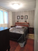 Makuuhuone 1 alakerrassa