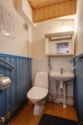 Erillinen wc/ Separat wc